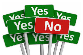 #7 How to Say NO and to say YES to yourself