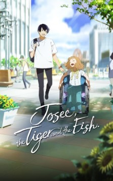 Josee, the Tiger, and thefish